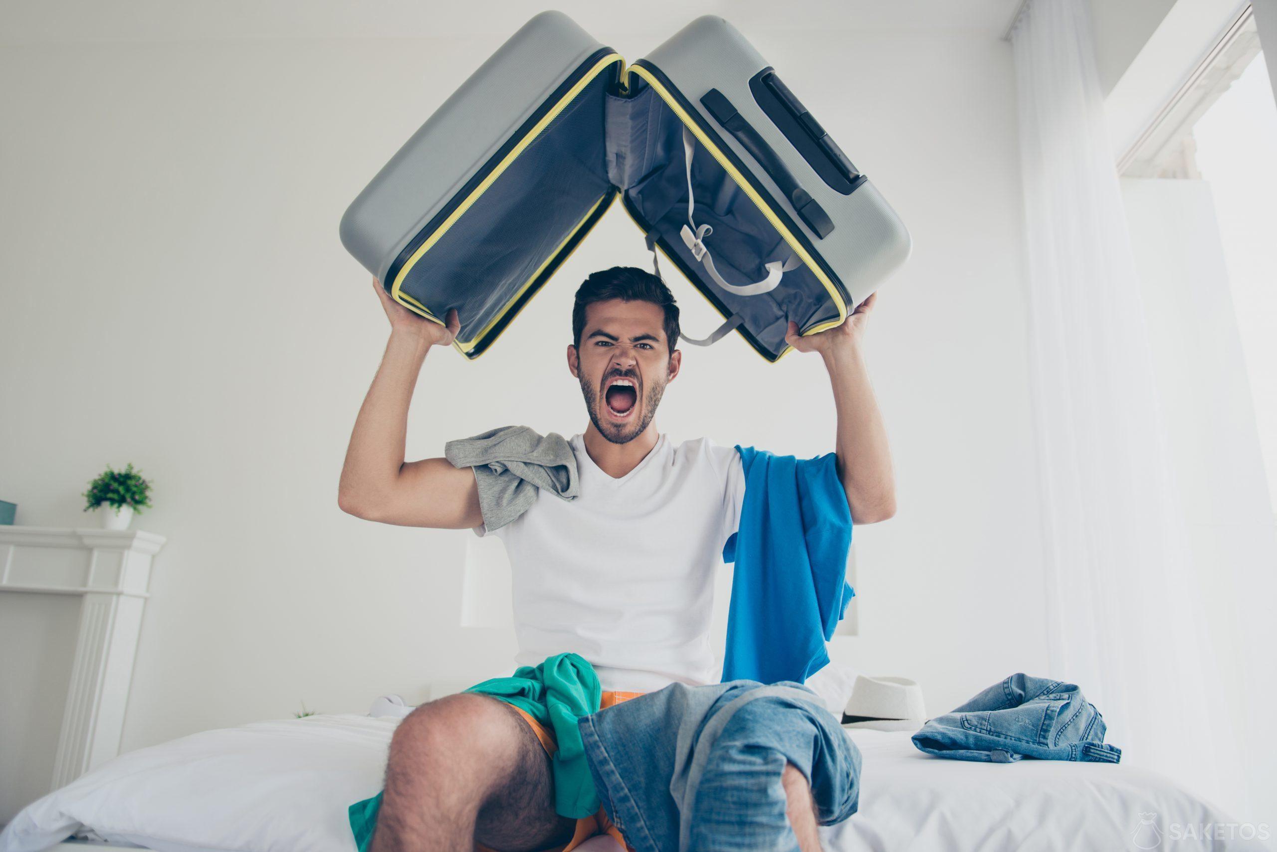 Jak zapakować walizkę