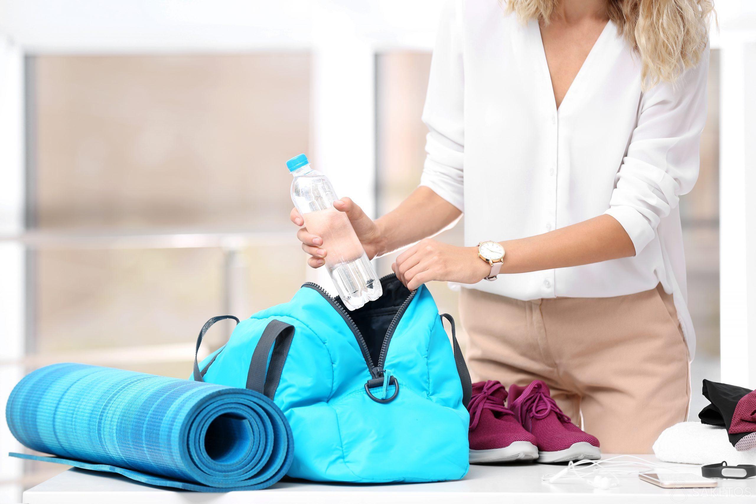 Torba na siłownię i fitness
