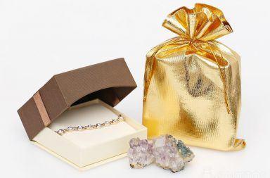 opakowanie na biżuterię