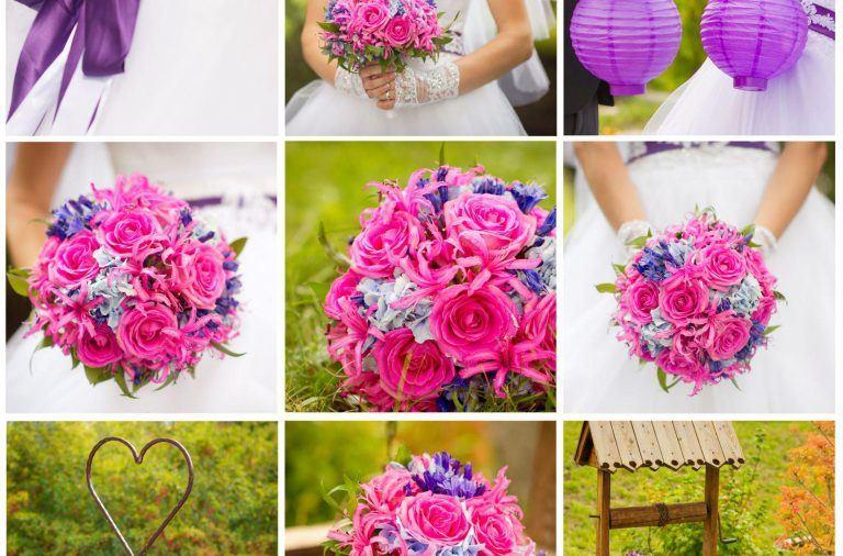 Ślubny kolor przewodni
