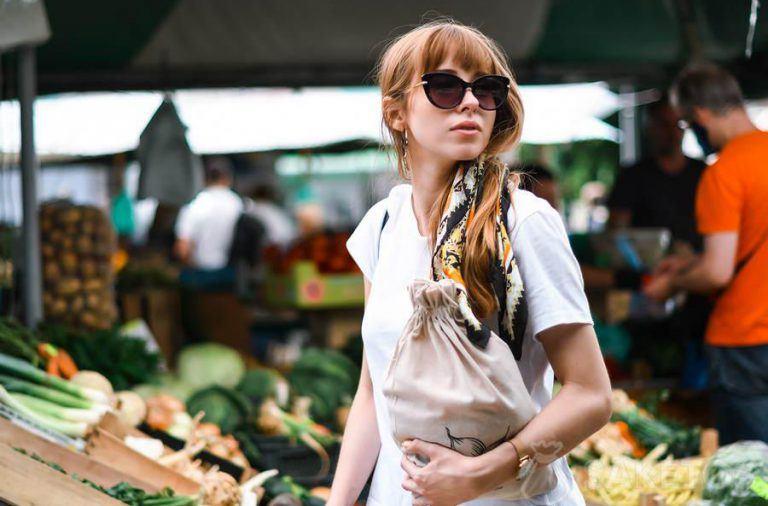 Zabierz na zakupy swoje woreczki na warzywa!
