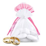 Woreczki ślubne