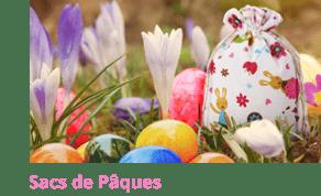 Les pochettes de Pâques