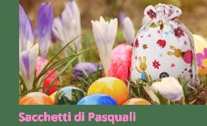 Sacchetti da regalo di Pasqua
